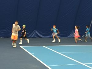 8 & under players