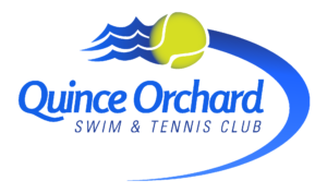 logo for Quince Orchard Swim & Tennis club