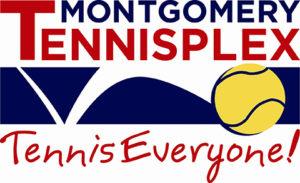 logo for montgomery tennisplex